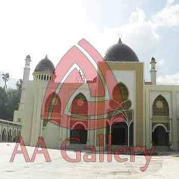 AA Gallery Fokus Pada Pembuatan Kubah Masjid Berbahan Tembaga